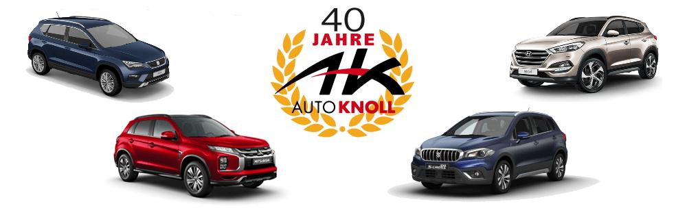 40 Jahre Auto Knoll - jetzt Auto kaufen!